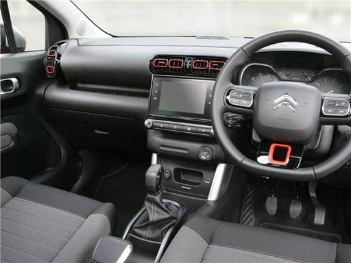 CITROEN C3 AIRCROSS Interior Image