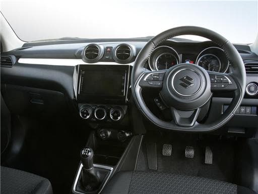 SUZUKI SWIFT Interior Image