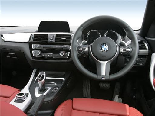 BMW 2 SERIES COUPE Interior Image
