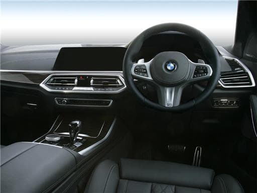 BMW X5 Interior Image