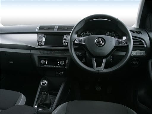 SKODA FABIA ESTATE Interior Image