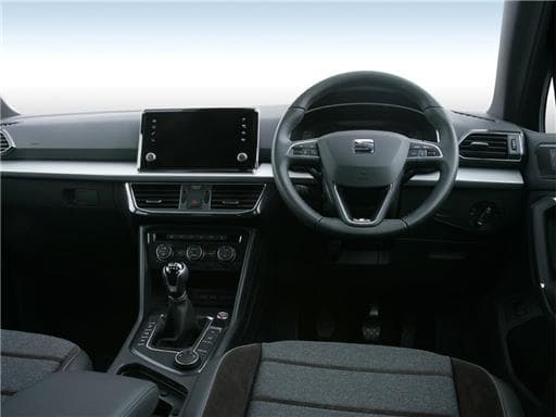 SEAT TARRACO Interior Image
