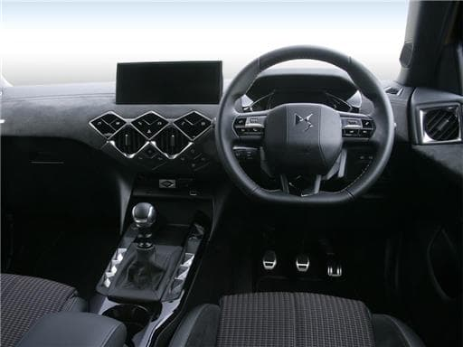 DS DS 3 Interior Image