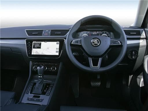 SKODA SUPERB HATCHBACK Interior Image